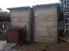 Sub-station, Colnbrook - Before 2